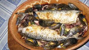 cuisiner le maquereau au four maquereaux au vin au four les marmites de marphyl