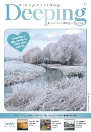 discovering deeping issue 020 february 2017 by discovering
