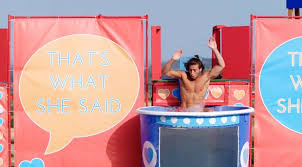 Does The Water Challenge Hurt Island Challenge Lands Couples In Water