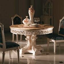 carved dining table by hand carved round dining table with lazy
