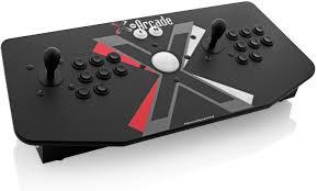 Tankstick Cabinet Plans Amazon Com X Arcade Tankstick Video Games