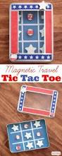 magnetic travel tic tac toe game kid road trips road trip games