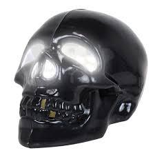 scary uv cans black light glow bulbs skull spider web halloween
