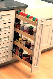 tall pull out kitchen cabinet full size of cabinet organizers pull