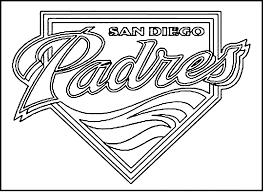 improve your children skill with baseball coloring pages