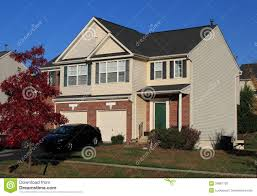 duplex homes royalty free stock image image 34881726 autumn colorful community duplex families homes