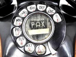 art deco telephone kelloggs model 925 rotary phone u2013 yesteryear