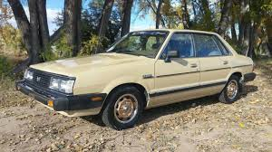 subaru pickup for sale world u0027s nicest 1983 subaru gl