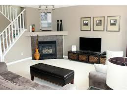 Corner Gas Fireplace With Tv Above by Arranging Furniture With A Corner Fireplace Brooklyn Berry Designs