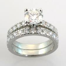 wedding ring sets for women 30 white gold wedding rings sets for him and