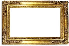 6 inch franklin high quality picture frame paintings frames