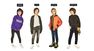 High Waisted Jeans For Kids View All Jeans Boy 5 14 Years Kids Zara United States