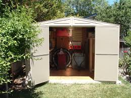 discount duramax 10 5x8 woodbridge shed with foundation kit