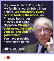Conspiracy Meme - how exagerated is the rothschild conspiracy quora