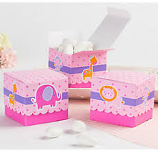 baby shower favor boxes baby shower favor boxes bags containers party city