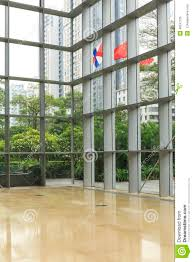 glass wall design modern glass office building wall editorial image image 46247725