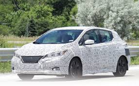 more conventional shape for nissan leaf