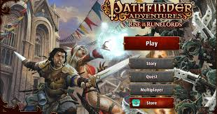 pathfinder android pathfinder adventure card finally arrives on tablets ios and