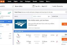 Kayak Flight Map A Review Of Kayak Should You Book Your Travel There