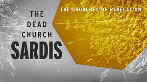 imitation of christ study guide the churches of revelation sardis the dead church united