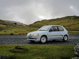 car one peugeot owning a peugeot 106 s1 rallye carwitter