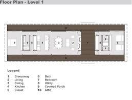 Dogtrot House Floor Plans Rectangular Modern House Plans House Interior