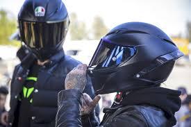 lightest motocross helmet the 10 best motorcycle helmets of 2017 digital trends