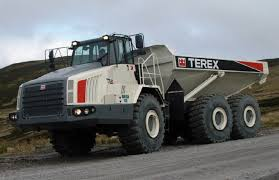 volvo haul trucks for sale terex sells truck business to volvo