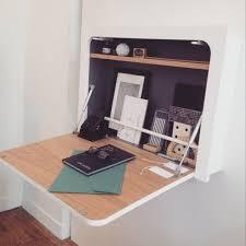 bureau pc design un bureau gain de place pinteres