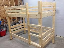 Bunk Bed Plans Free Loft Bed Plans Leversetdujour Info