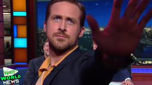 Ryan From Flipping Out by Ryan Gosling Walks Out Of U0027late Show U0027 Interview Youtube