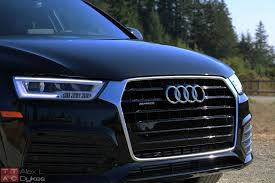 audi jeep q3 2016 audi q3 quattro review u2013 new to you utility w video