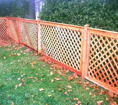 wood lattice wall product