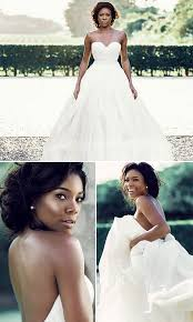 pics gabrielle union s wedding dress never before seen dennis - Gabrielle Union Wedding Dress