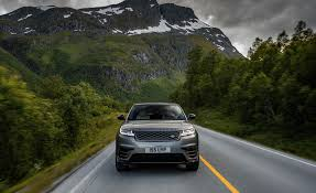 2018 Land Rover Range Rover Velar Pictures Photo Gallery Car