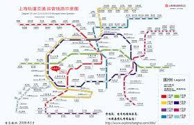 Shanghai Map Shanghai Metro Map Shanghai China U2022 Mappery