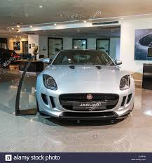 jaguar cars f type jaguar f type in car showroom barretts of canterbury car dealer