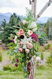 flowers denver flowers by lace and lilies ceremony flowers denver wedding arch