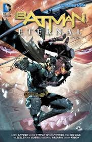 review batman eternal vol 2 trade paperback dc comics