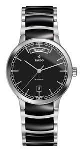 centrix automatic day date r30156152 rado watches