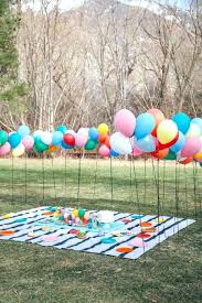 Summer Party Decorations Best 25 Outdoor Kids Parties Ideas On Pinterest Water Party