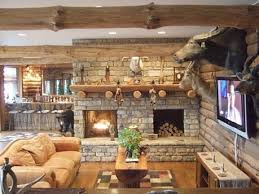 Rustic Interior Design Ideas 27 Best Rustic Living Room Images On Pinterest Fireplace Ideas