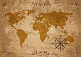 Antique World Map by 2 617 Antique World Map Stock Vector Illustration And Royalty Free