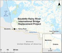 Canadian River Map Canadian Environmental Assessment Registry Environmental
