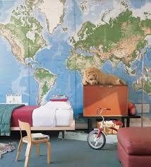 World Map Wall Decor World Map Wall Decor In Kids Bedroom World Map Wall Decor