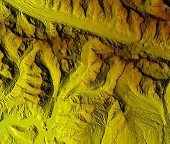 Us Region Map Nga Nsf Release 3 D Elevation Models Of Alaska For White House
