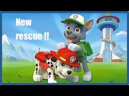 paw patrol rescue ryder marshall rubble zuma save farm