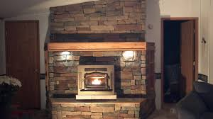 country flame crossfire pellet fireplace insert magnum heat