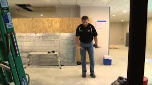 thermaldry insulated floor decking youtube