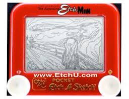 2 1 spiderman etch a sketch by etchuproductions on deviantart